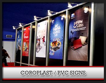 Coroplast-PVC-Signs